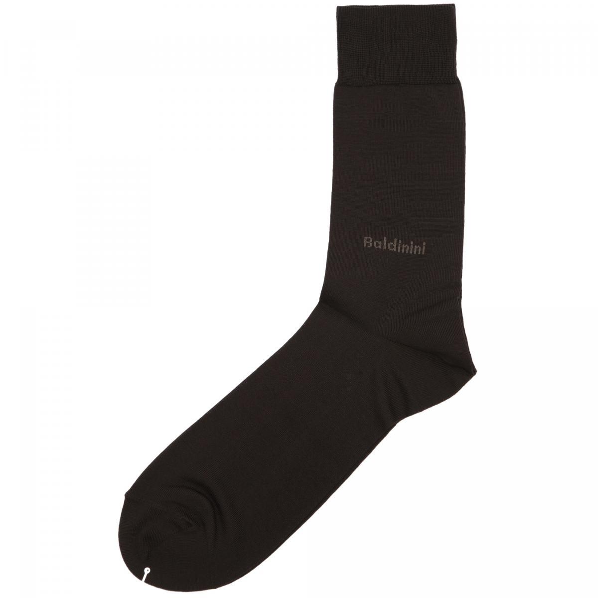Носки Baldinini коричневого цвета
