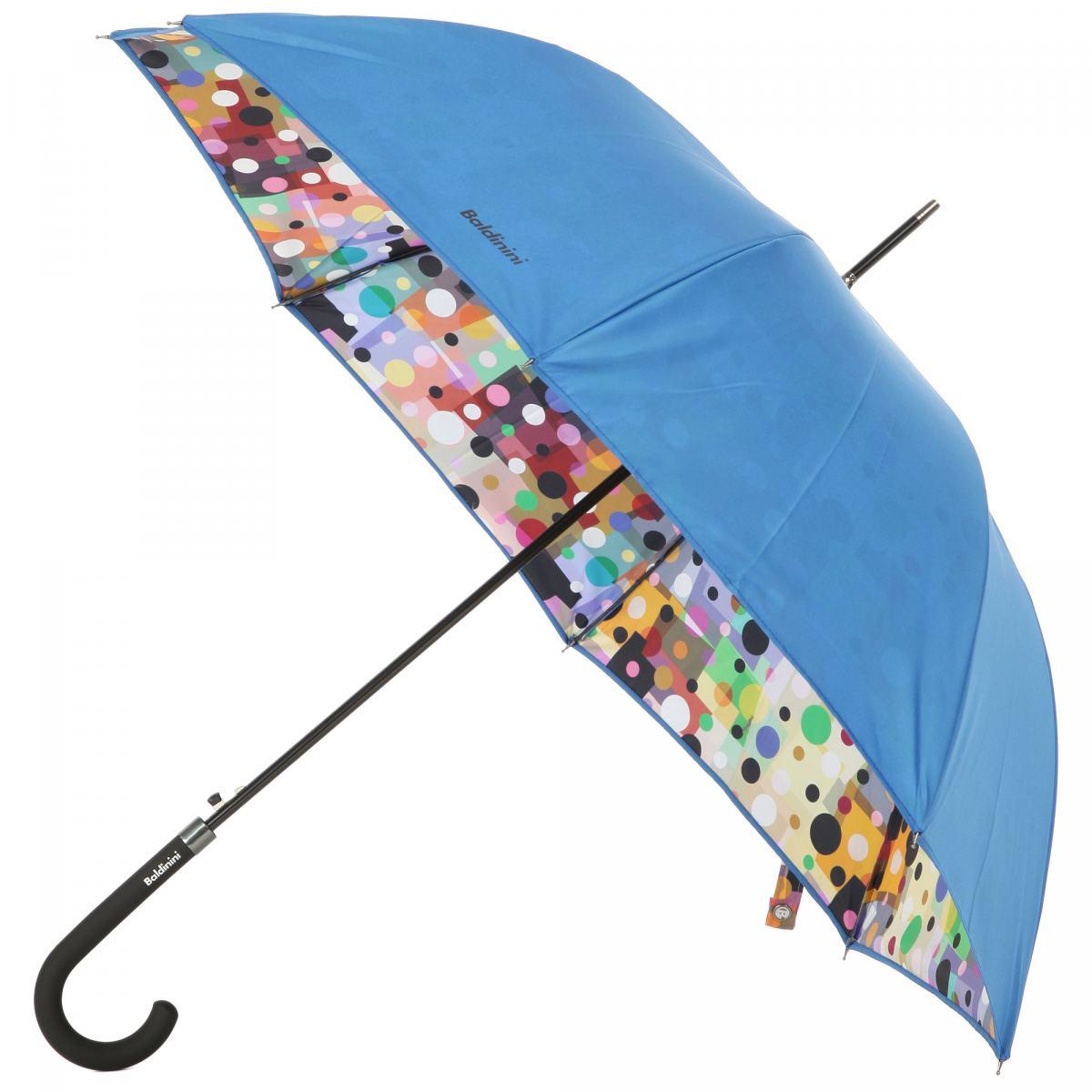 Зонт Baldinini синего цвета