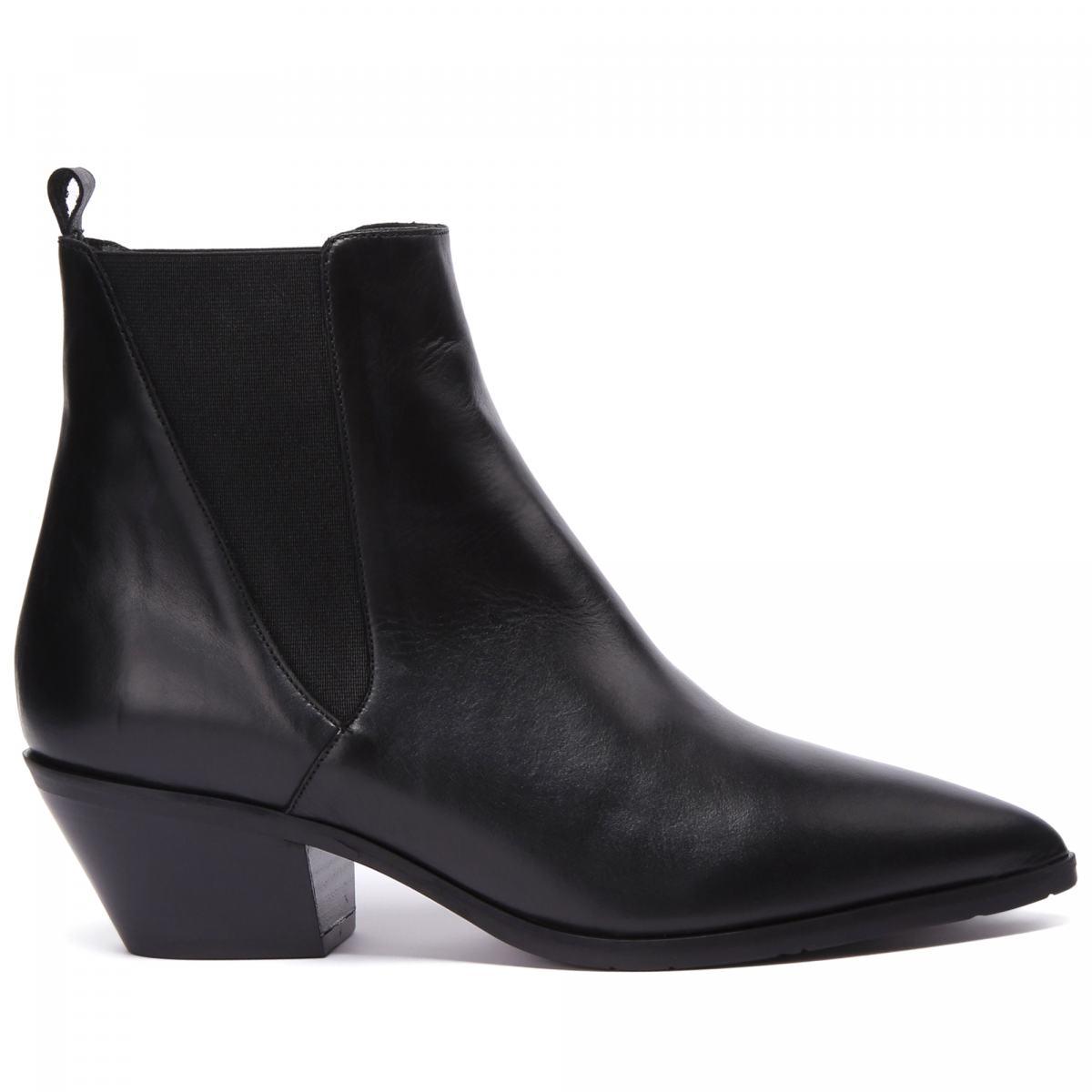 Ботинки Principe Di Bologna черного цвета