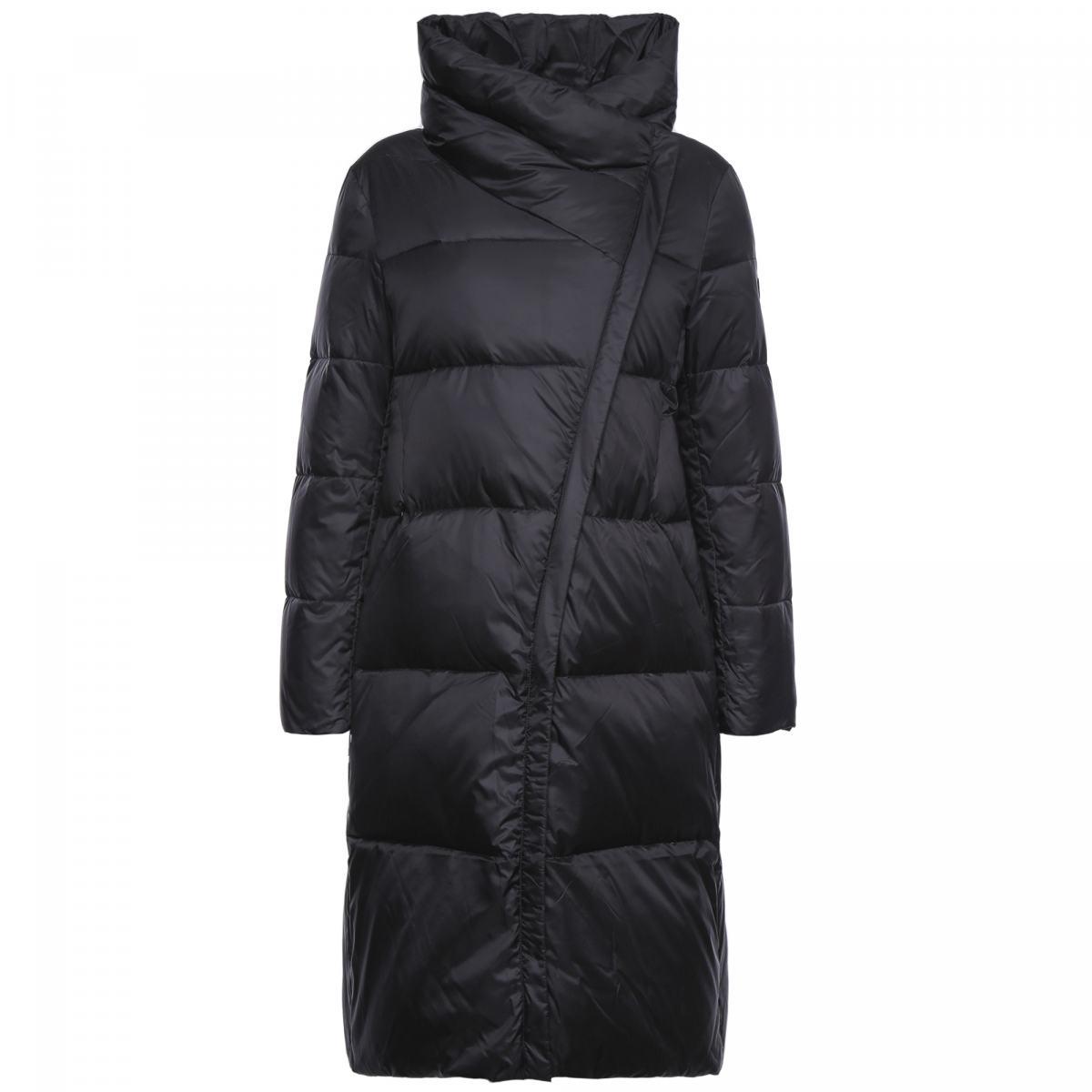 Пальто Baldinini черного цвета