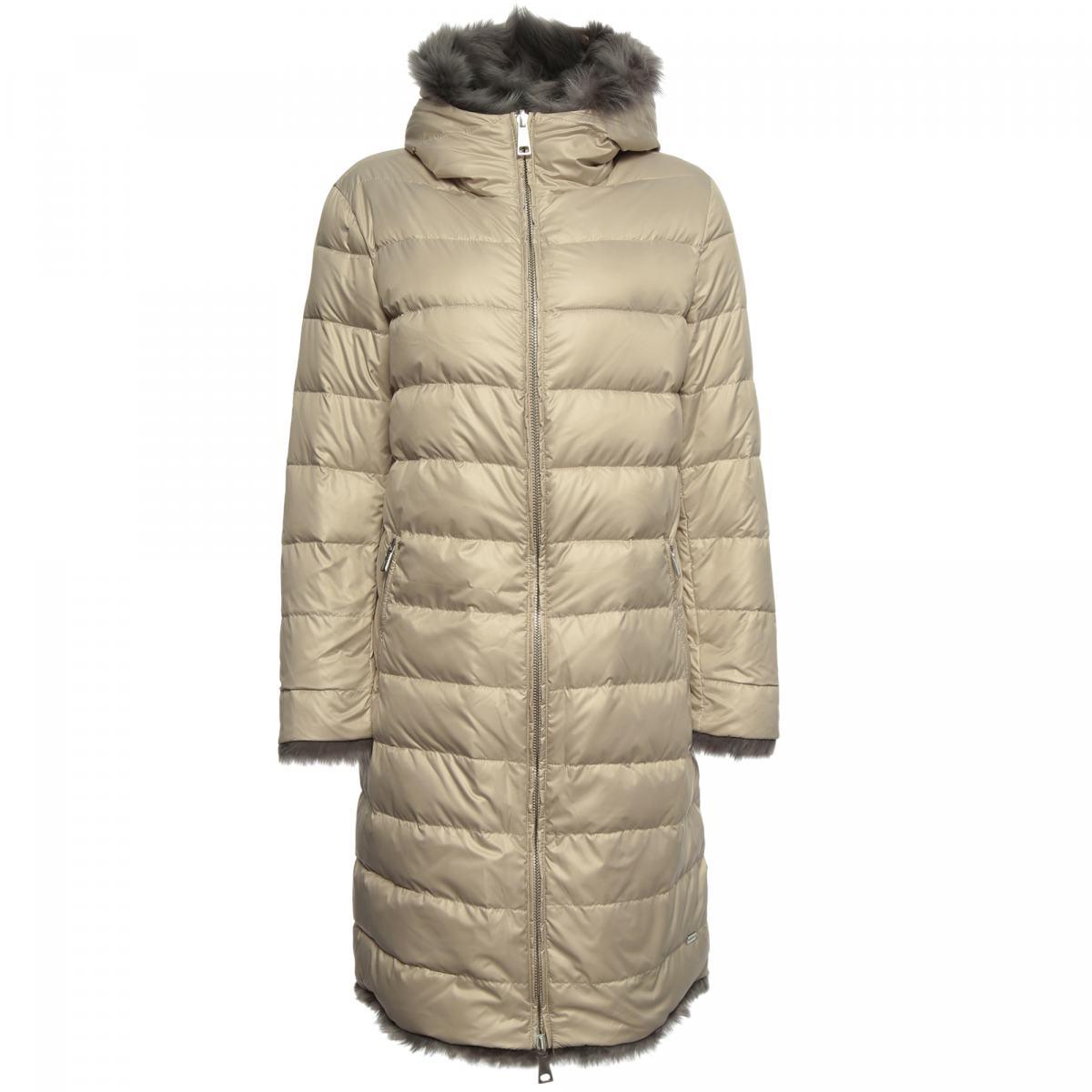 Пальто Baldinini бежевого цвета