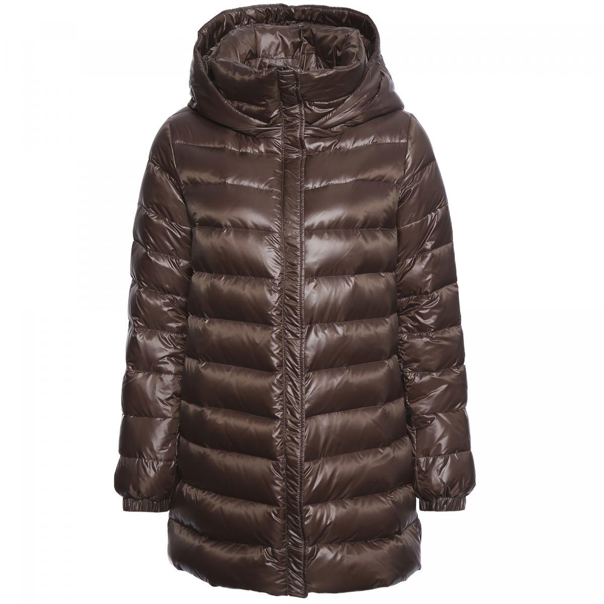 Пальто Principe Di Bologna коричневого цвета