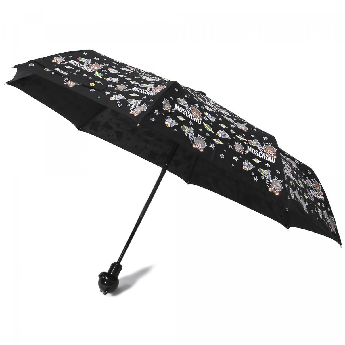 Зонт Moschino цвет комбинированный
