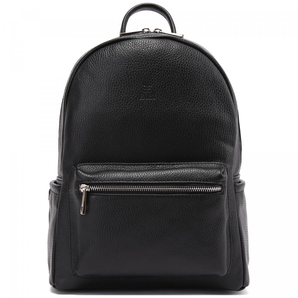 Рюкзак Fabi черного цвета