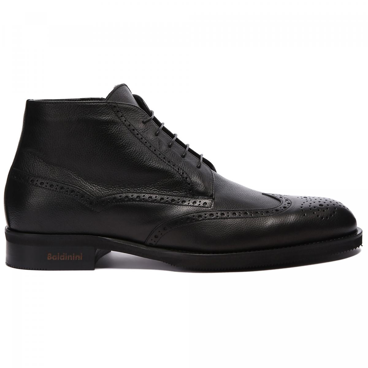 Ботинки Baldinini черного цвета